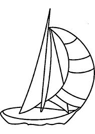 voilier dessin
